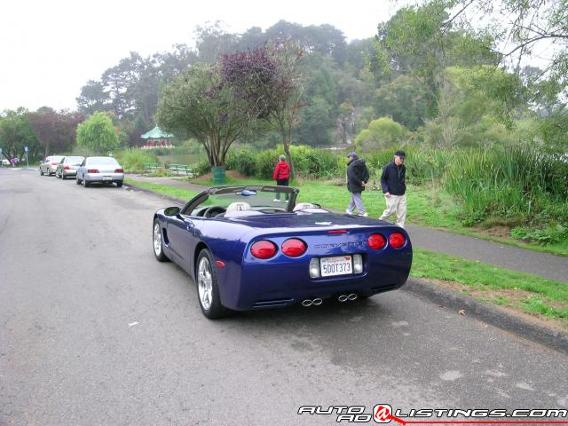 2004 Chevrolet Corvette Anniversary Edition
